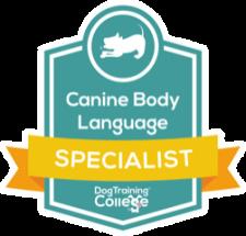 Level 3 Canine Body Language Specialist