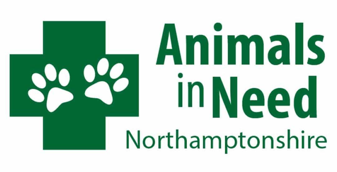 Animals In Need Northamptonshire logo